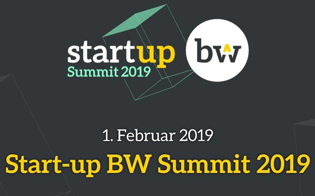 Startup BW Summit & Indo-German Roundtable Karlsruhe
