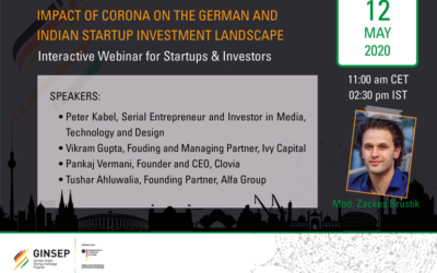 Impact of Corona on the German and Indian Investment Landscape