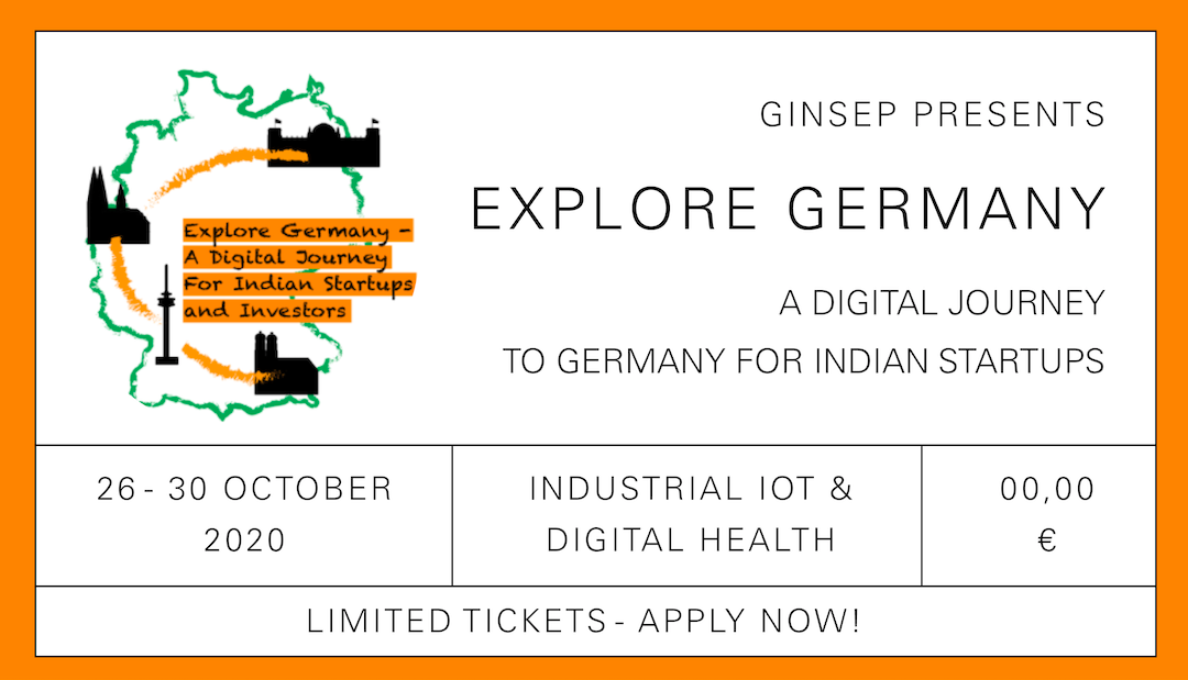 Indian Startups – Digital Journey to Germany