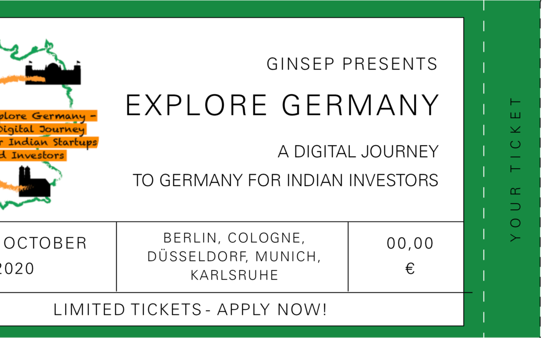 Indian Investors – Digital Journey to Germany