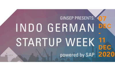 Indo-German Startup Week powered by SAP