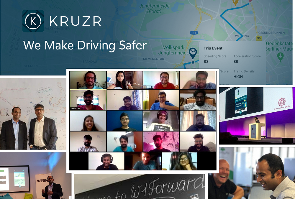 An Indian Startup Makes Driving in Germany Safer