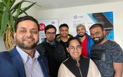 An entrepreneurial journey: From a small Indian town to becoming a tech entrepreneur in Germany