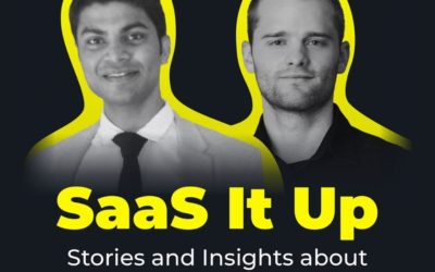 'SaaS It Up': A podcast providing SaaS insights from India & Germany