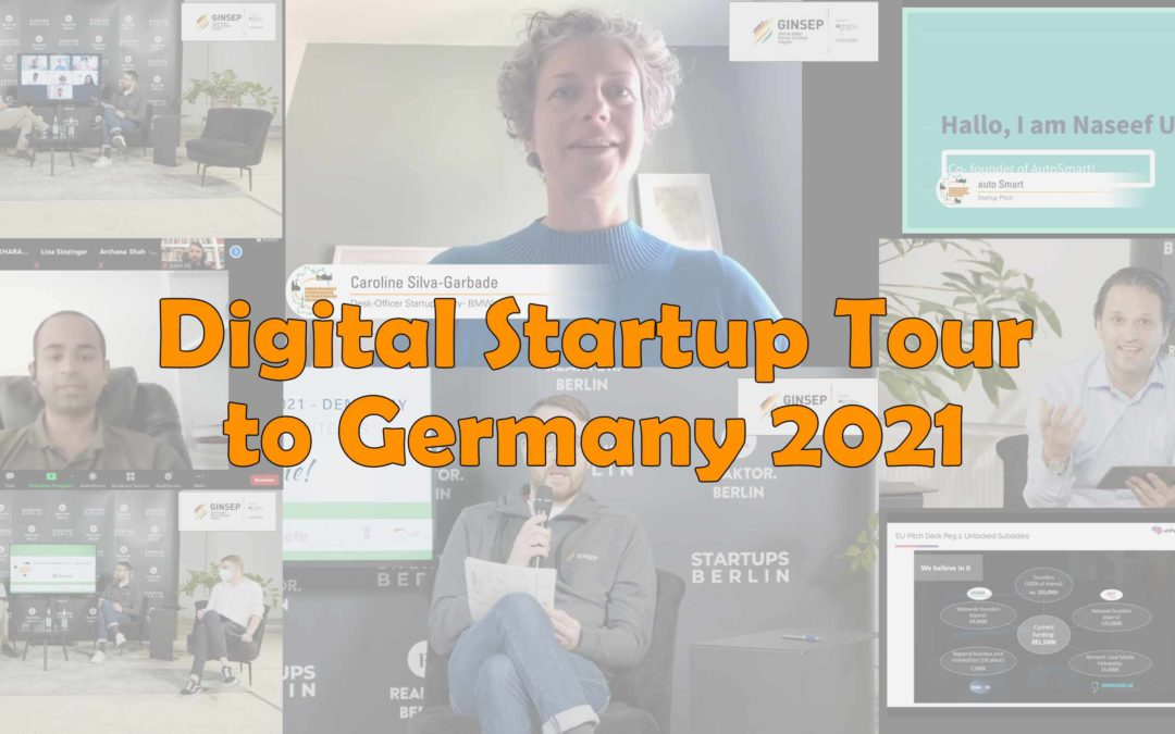 2nd Digital Startup Tour to Germany