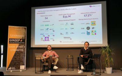 Investor Day (24 September) Wrap up at Indo-German Startup Week  2021 !