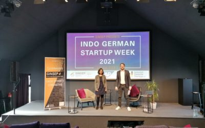 We kicked off Indo-German Startup Week 2021 with Flagship Day (20 September)!
