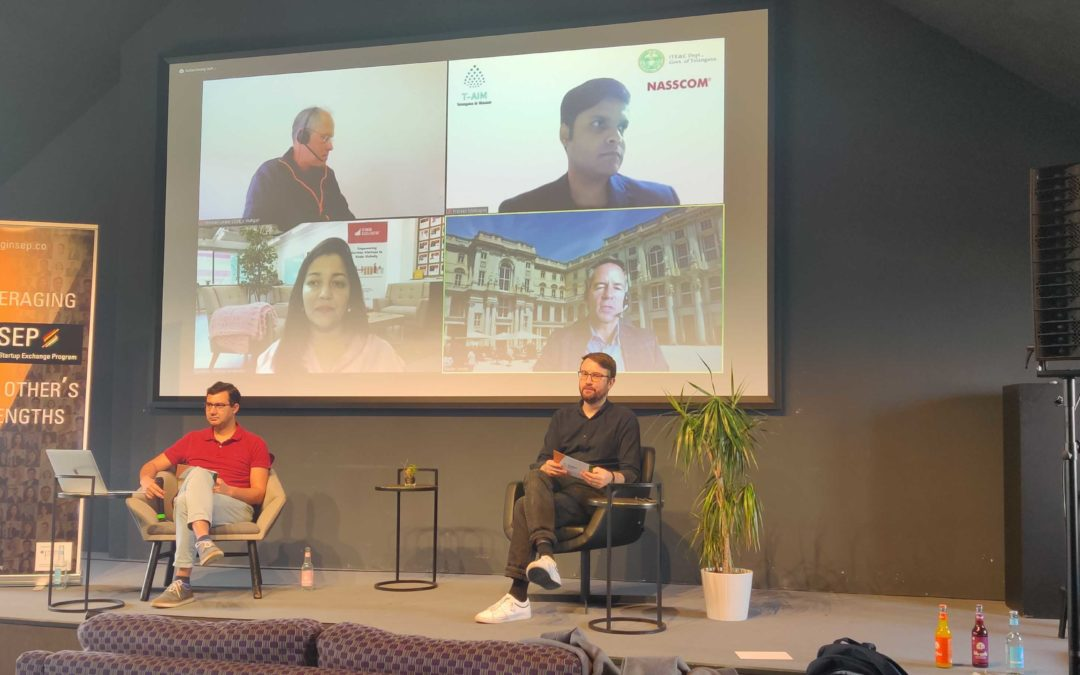 Quick takeaways from Enabler Day ( 22 September) of IGSW 2021